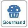 E-liquide gourmand