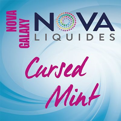E-liquide Nova Galaxy Cursed Mint