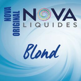 E-liquide tabac blond Nova Galaxy