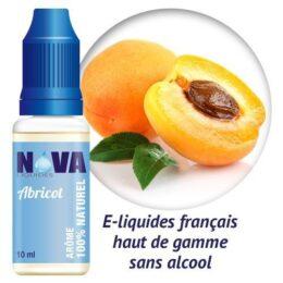 Nova Liquide Abricot