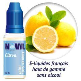 Nova Liquides Citron