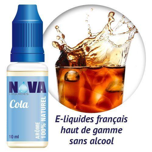 Nova Liquides Cola