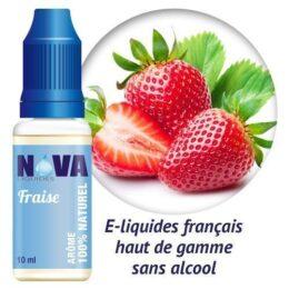 Nova Liquides Fraise