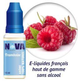 Nova Liquides Framboise