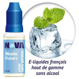 Nova Liquide menthe polaire