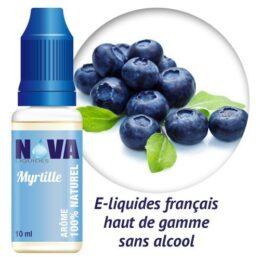Nova Liquides Myrtille
