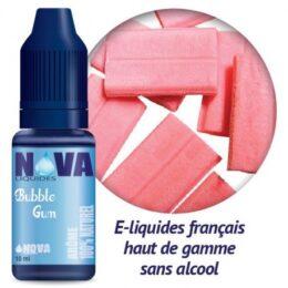 Nova Liquides Bubble Gum