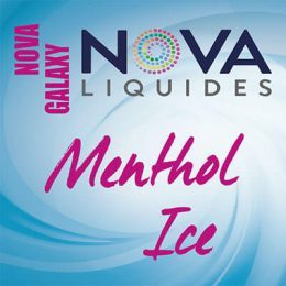 E-liquide Nova Galaxy Menthol Ice