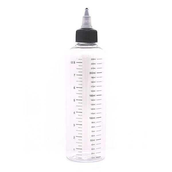 flacon TWIST gradué 250 ml