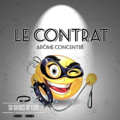 Arome-le-contrat-30ml- 50-shades-of-vape