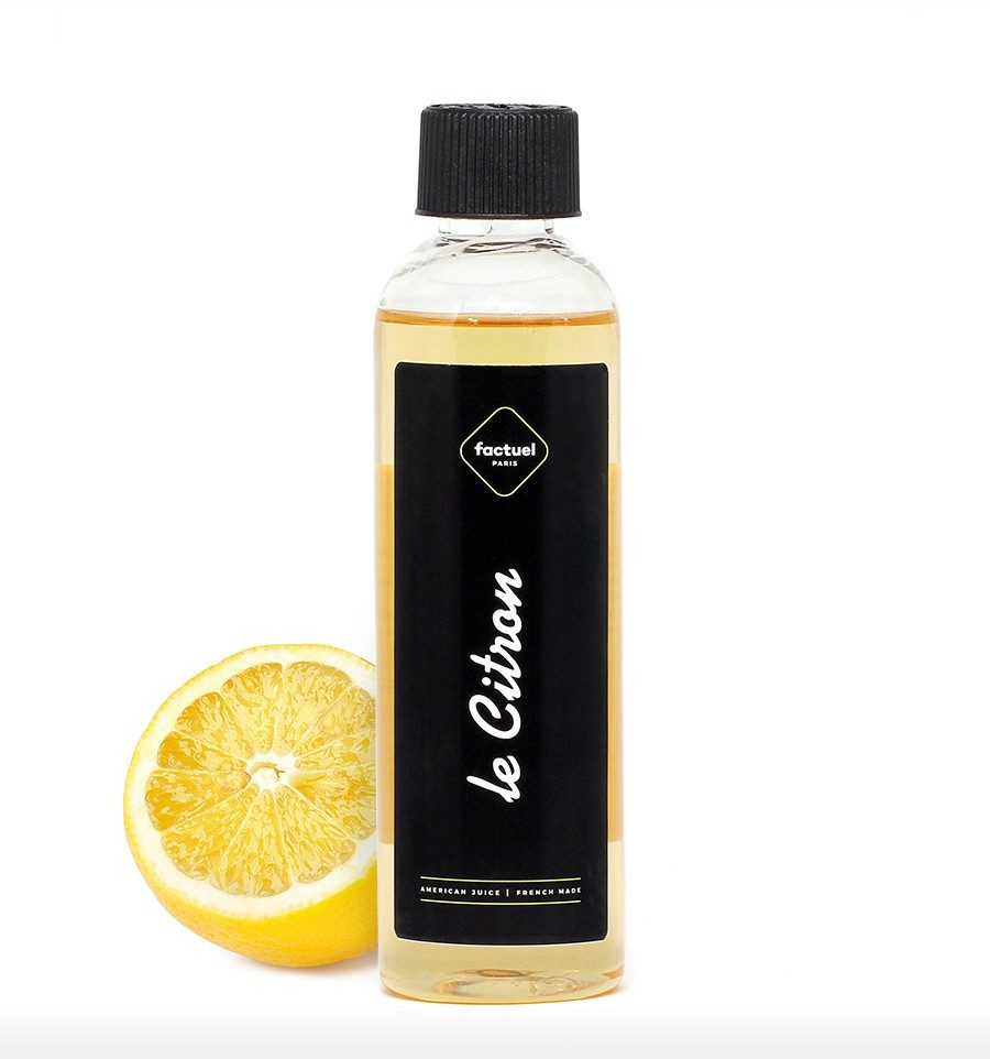 Factuel le-citron-120ml