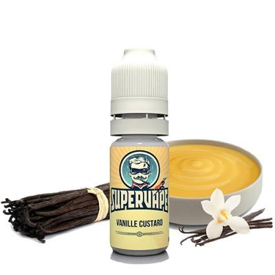 Vanille custard supervape