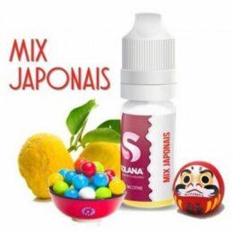 arome mix japonais solana