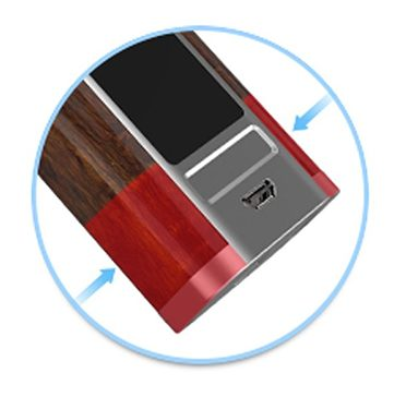 box cuboid tap 228 tc joyetech reglages