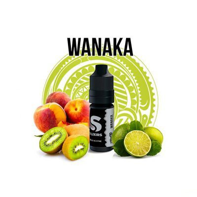 Arôme concentré DIY wanaka de Solana