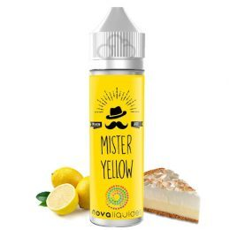 Mister Yellow 60 ml Nova liquides