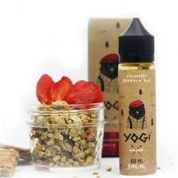 e liquide 60 ml strawberry-yogi
