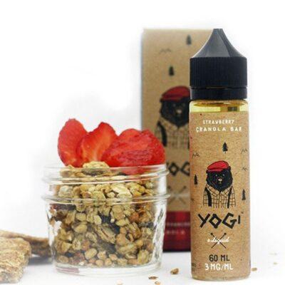 e liquide 60 ml strawberry-yogi