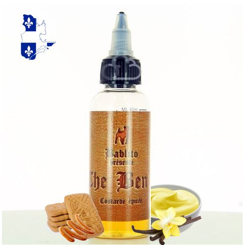 e-liquide-Canadien-the-ben's-50ml-Bablito-50in60-ZHC