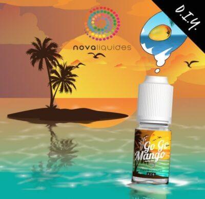 Arôme concentré Go go mango nova liquides 10ml