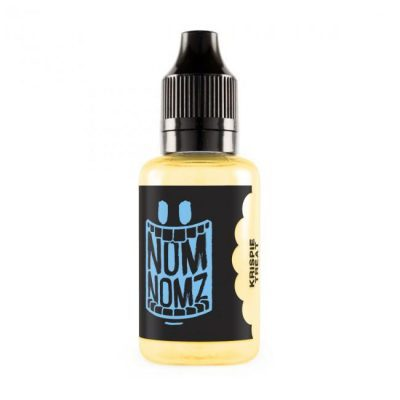 Arôme concentré Krispie Treat de nom nomz en flacon de 30 ml