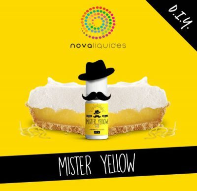 Arôme concentré Mister Yellow nova liquides 10ml