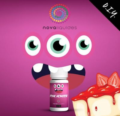 Arôme concentré Pink Monster nova liquides 10ml
