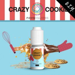 Arôme concentré crazy cookie nova liquides 10ml