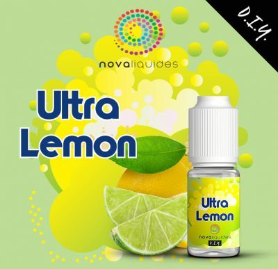 Concentré Ultra Lemon Nova Liquides
