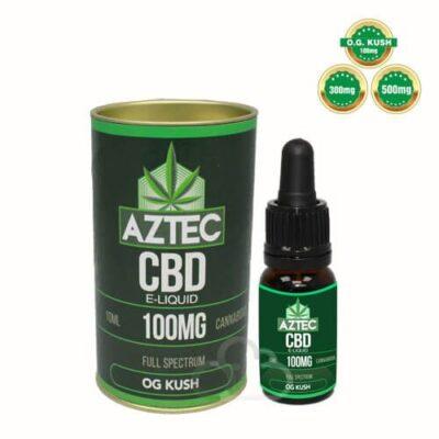 CBD Aztec - OG Kush - Full Spectrum