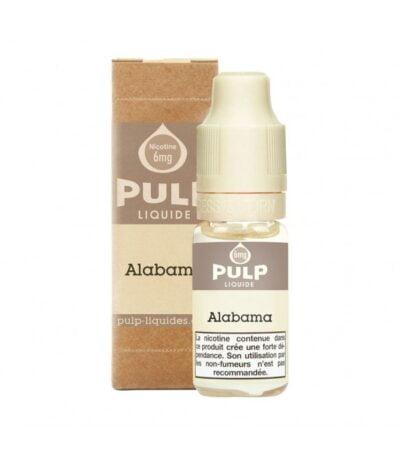 E-liquide alabama 10 ml Pulp liquide