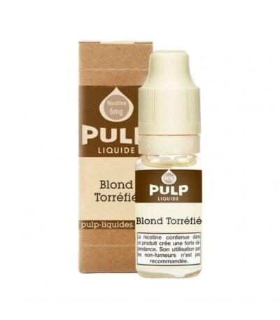 E-liquide blond torréfié 10 ml Pulp e-liquide