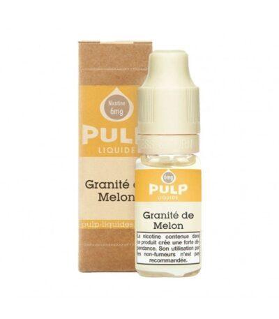 E-liquide Granité de Melon 10ml Pulp Liquide