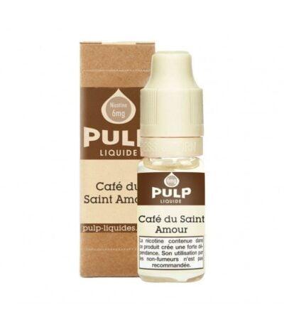 E-liquide Café Saint Amour 10ml Pulp Liquide