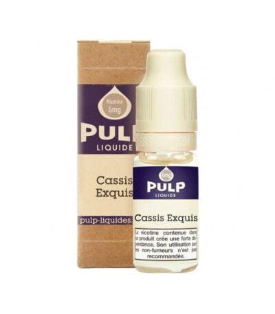 E-liquide Cassis Exquis 10ml Pulp Liquide