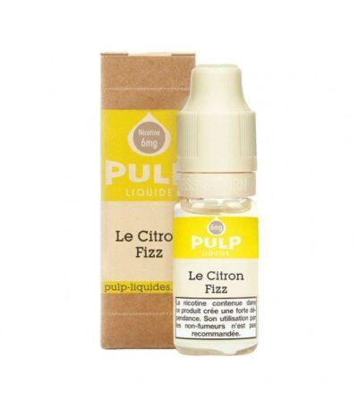 E-liquide Citron Fizz 10ml Pulp Liquide