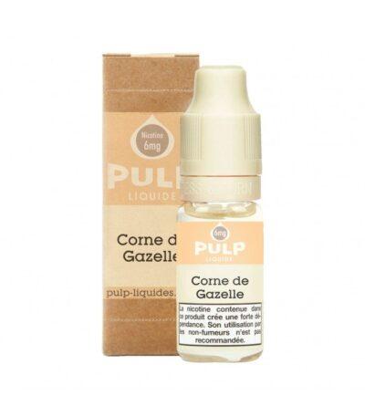 E-liquide Corne de Gazelle 10ml Pulp Liquide