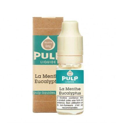 E-liquide Menthe Eucalyptus 10ml Pulp Liquide