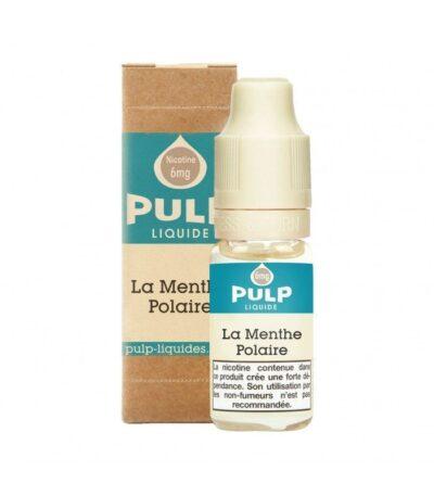 E-liquide Menthe Polaire 10ml Pulp Liquide