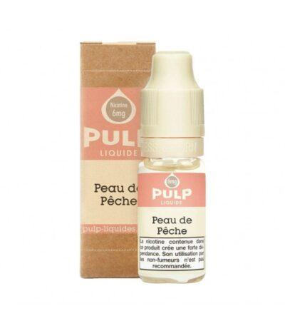 E-liquide Peau de Pêche 10ml Pulp Liquide