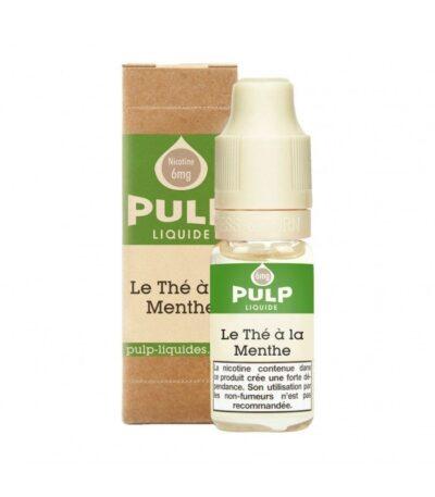 E-liquide Thé à la Menthe 10ml Pulp Liquide