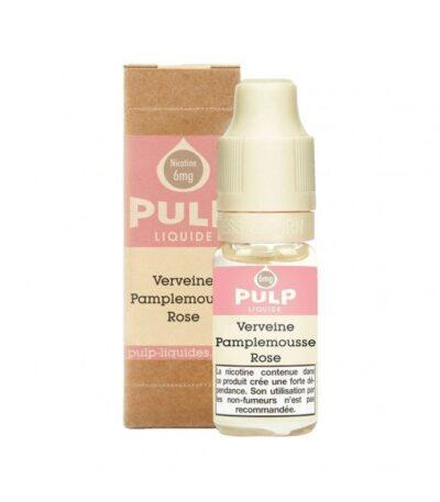 E-liquide Verveine Pamplemousse Rose 10ml Pulp Liquide