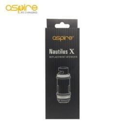 Pack de 5 résistances Nautilus X Aspire
