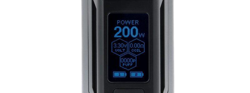 Box Reuleaux RX2 20700 - Wismec