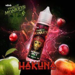 E-liquide Hakuna 50ml - Twelve Monkeys