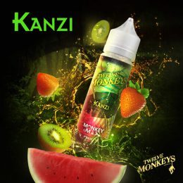 E-liquide Kanzi 50ml - Twelve Monkeys Vapor Co.