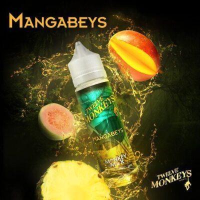 E-liquide Mangabeys 50ml - Twelve Monkeys