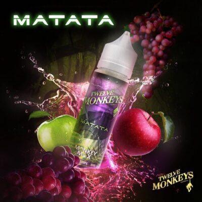 E-liquide Matata 50ml - Twelve Monkeys