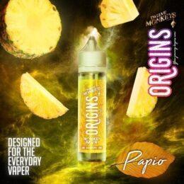 E-liquide Papio 50ml - Twelve Monkeys Origins