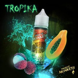 E-liquide Tropika 50ml - Twelve Monkeys